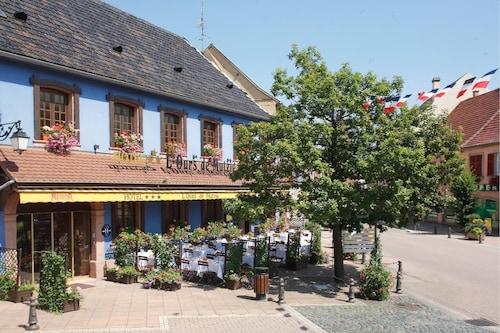 . Hotel L'Ours De Mutzig