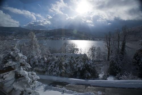 . Le Manoir au Lac