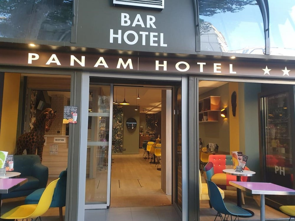 パナム ホテル