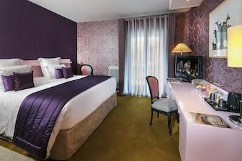 "Hotel - Hôtel ""Le Chambard"""