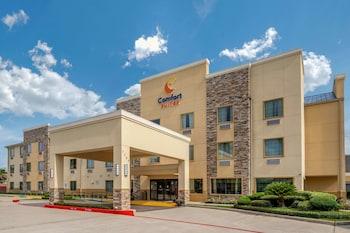Hotel - Comfort Suites Baytown