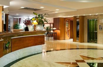 Hotel Ristorante Leonardo Da Vinci - Interior Entrance  - #0