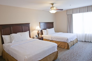 Guestroom at Homewood Suites by Hilton San Diego-Del Mar in San Diego
