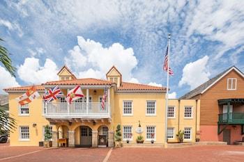 聖奧古斯丁歷史海灣希爾頓飯店 Hilton St. Augustine Historic Bayfront