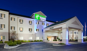 Hotel - Holiday Inn Express and Suites Stevens Point