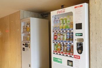 THE B TOKYO SANGENJAYA Vending Machine