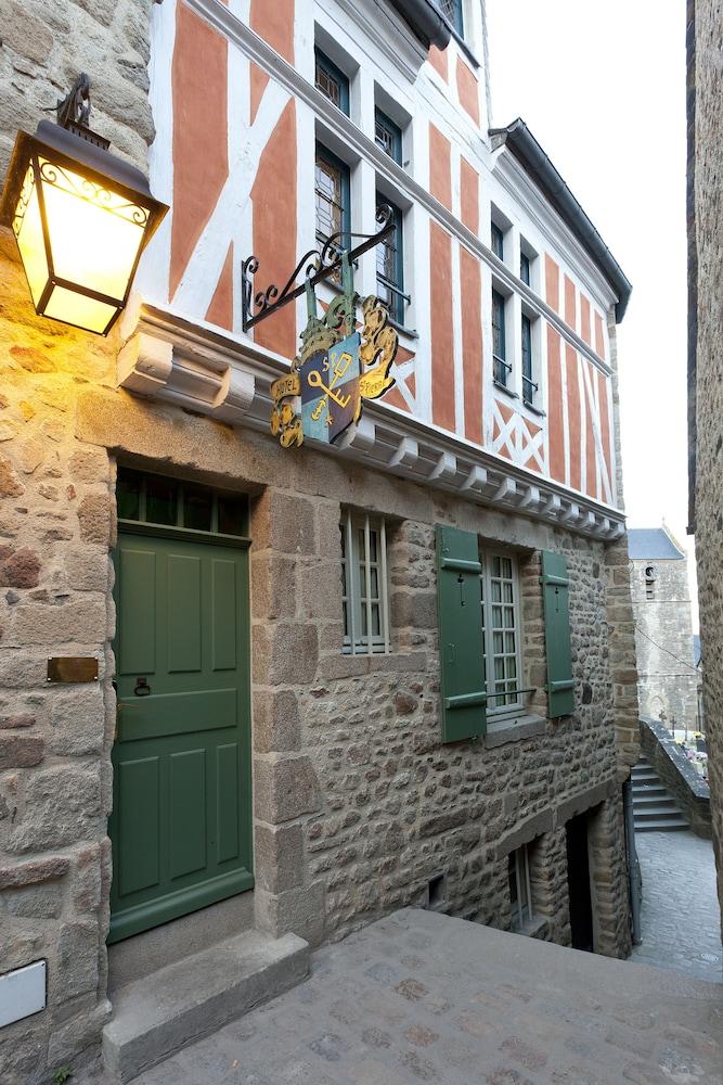 France - Normandie - Mont Saint Michel - Auberge Saint-Pierre 3*