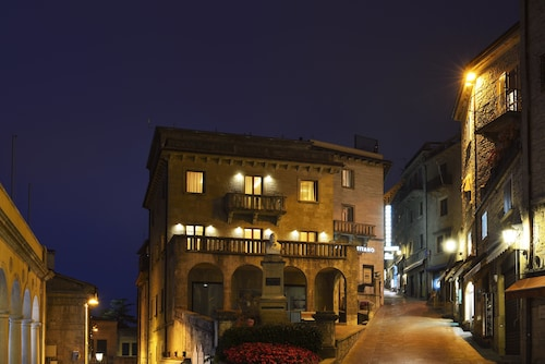 San Marino - Hotel Titano - z Krakowa, 17 kwietnia 2021, 3 noce