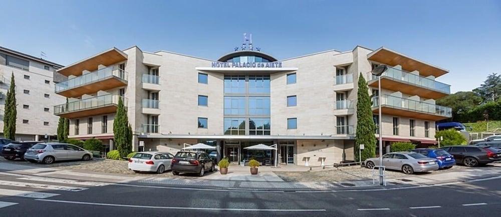 Hotel Palacio de Aiete, Imagen destacada