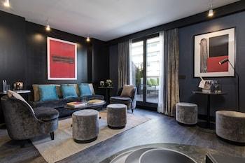 ザ パビリオンズ マドリード ホテル