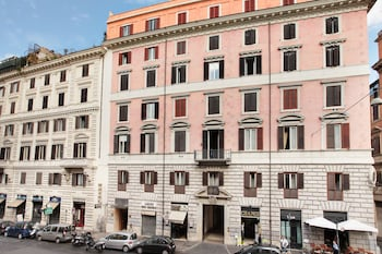 ローマ ホテルソリス