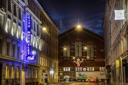 . City Hotel Nebo