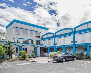 舊榭布魯克西布魯克生態小屋套房旅館 Econo Lodge Inn & Suites Old Saybrook Westbrook