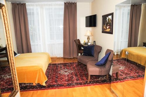 Sztokholm - Best Western Hotel Karlaplan - z Warszawy, 24 kwietnia 2021, 3 noce