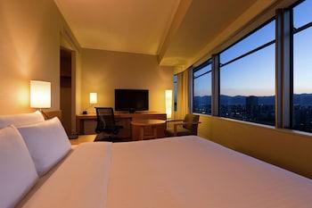 ルーム (Double Hilton Guestroom)|18㎡|ヒルトン福岡シーホーク