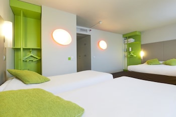 Next Generation, Family Twin Room
