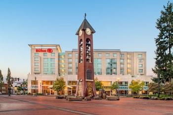 溫哥華華盛頓希爾頓飯店 Hilton Vancouver Washington
