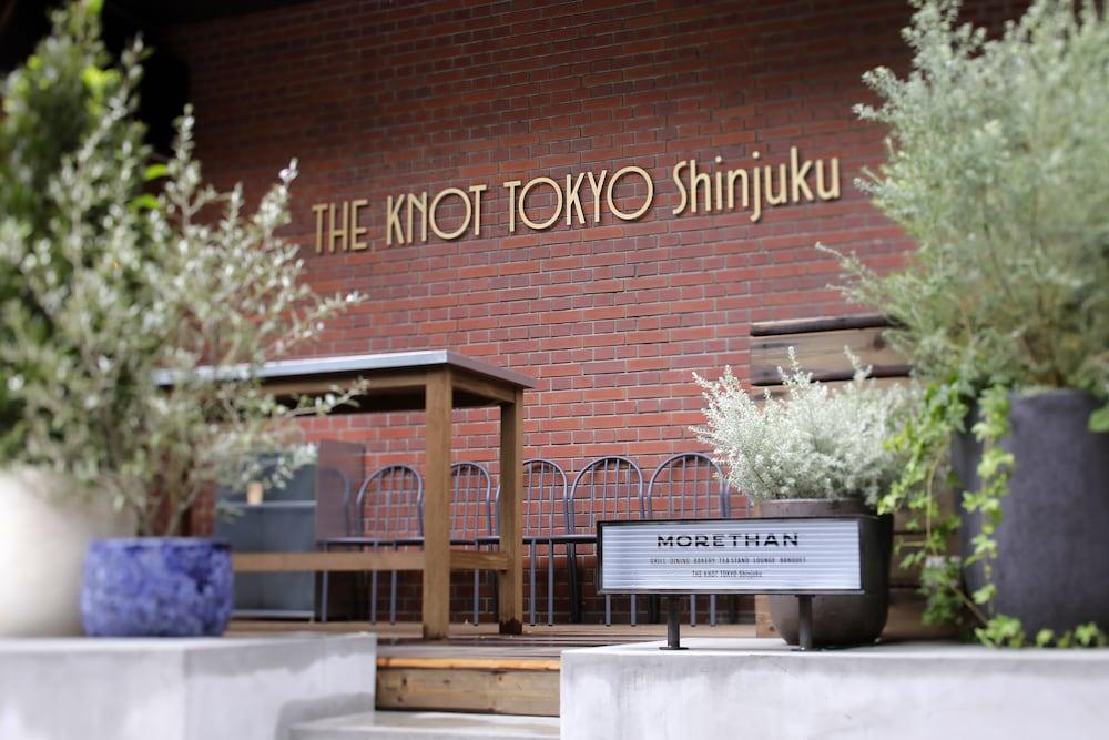ザ ノット 東京 新宿