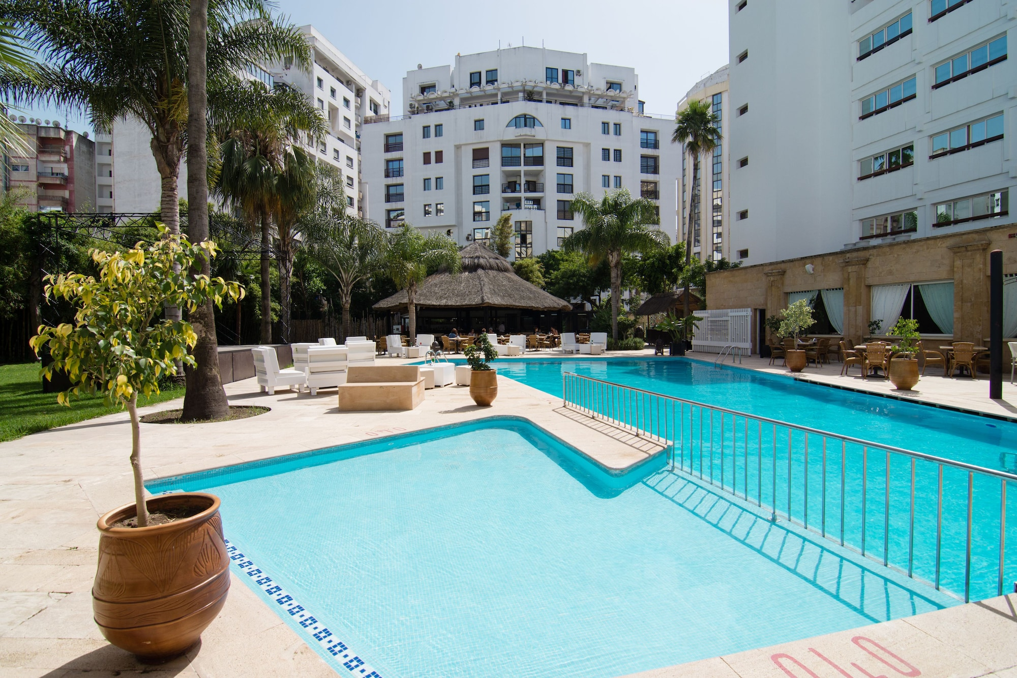 Hotel El Oumnia Puerto, Tanger-Assilah