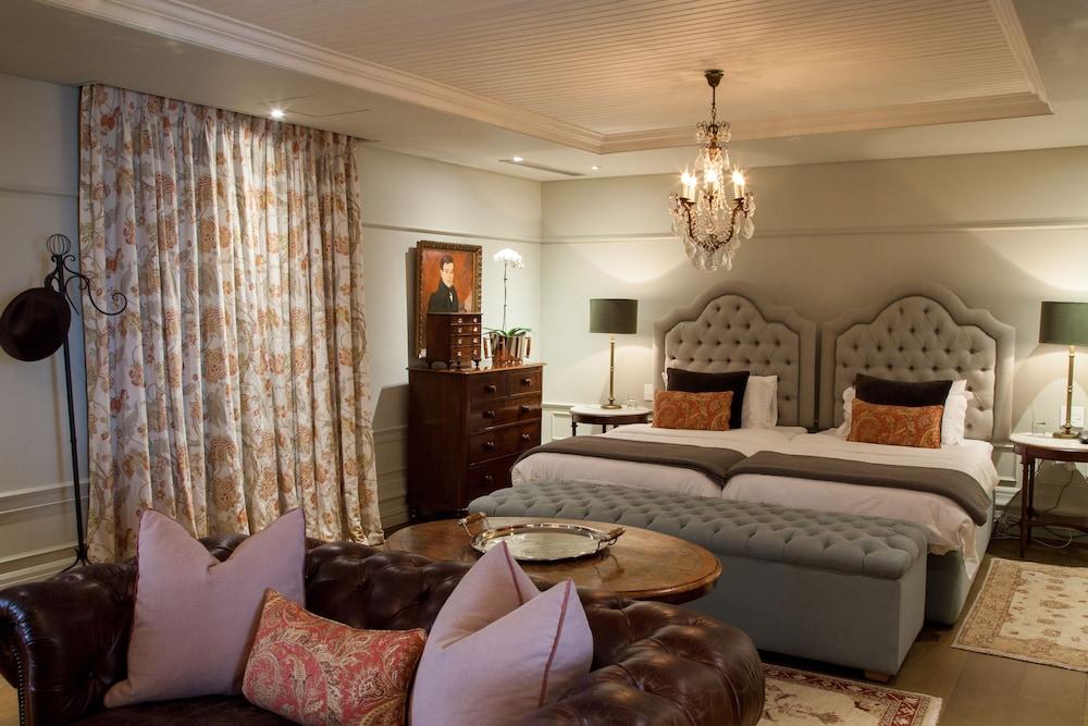 란제락 호텔(Lanzerac Hotel) Hotel Image 23 - Guestroom