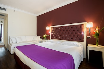 Executive Double or Twin Room (Accesso Spa: dalle 9 alle 7)