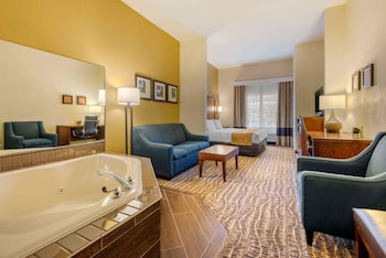 Suite, 1 King Bed with Sofa bed, Non Smoking, Hot Tub