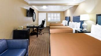 Standard Room, Three Queens, Non-Smoking
