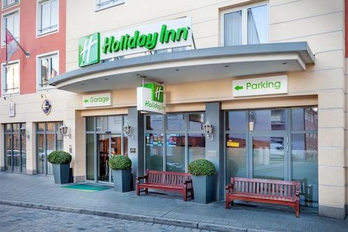 Norymberga - Holiday Inn Nürnberg City Centre - z Krakowa, 1 kwietnia 2021, 3 noce