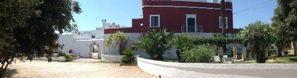 마세리아 리프리제리오(Masseria Refrigerio) Hotel Image 33 - 호텔 정면