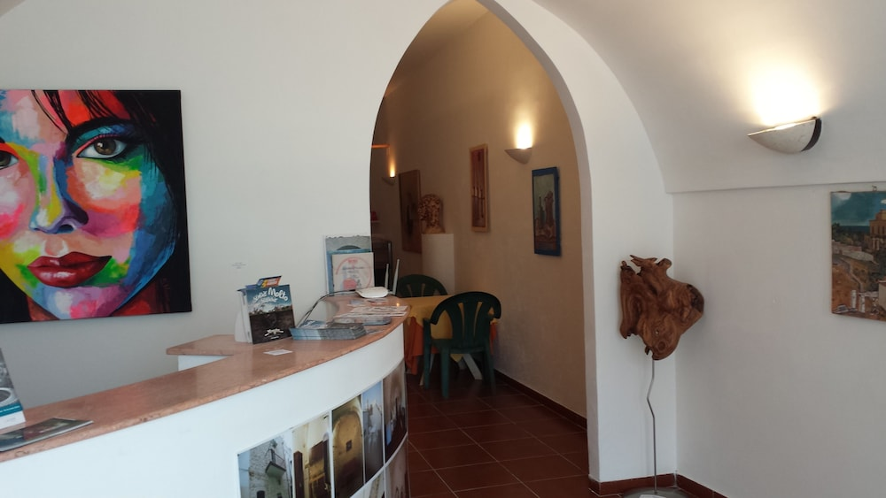 마세리아 리프리제리오(Masseria Refrigerio) Hotel Image 2 - Reception
