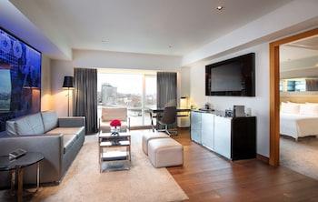 Suite, 1 Bedroom, Balcony, River View (Kitchenette)