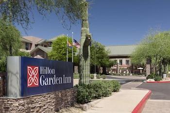 北斯科茨代爾/佩利梅特中心希爾頓花園飯店 Hilton Garden Inn Scottsdale North/Perimeter Center
