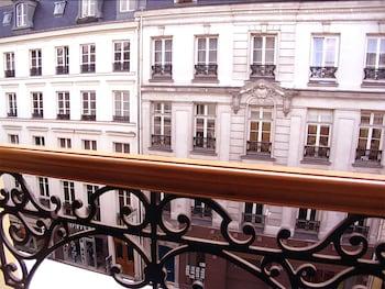 호텔 몬테 카를로(Hôtel Monte Carlo) Hotel Image 3 - Balcony View