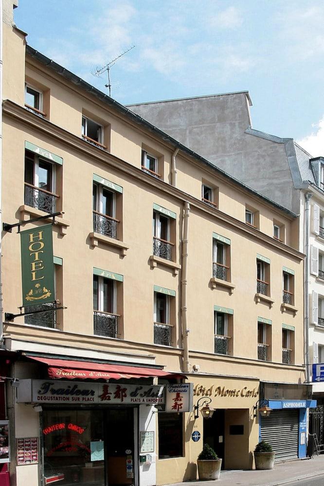 호텔 몬테 카를로(Hôtel Monte Carlo) Hotel Image 50 - Hotel Front