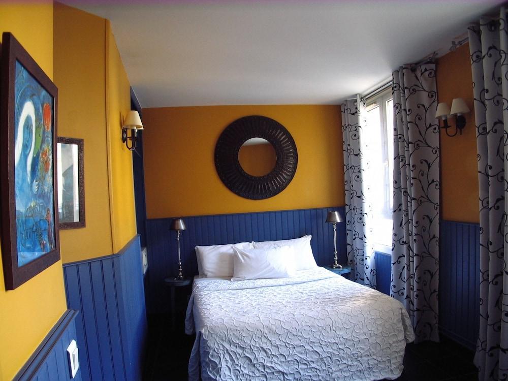 호텔 몬테 카를로(Hôtel Monte Carlo) Hotel Image 20 - Guestroom