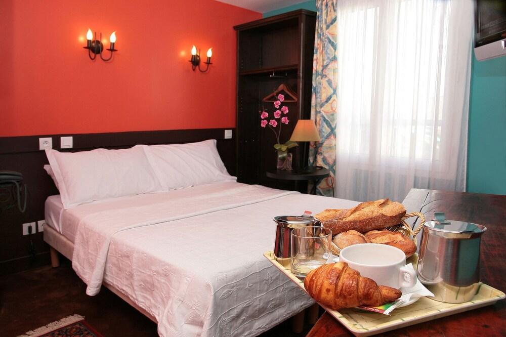 호텔 몬테 카를로(Hôtel Monte Carlo) Hotel Image 32 - Guestroom