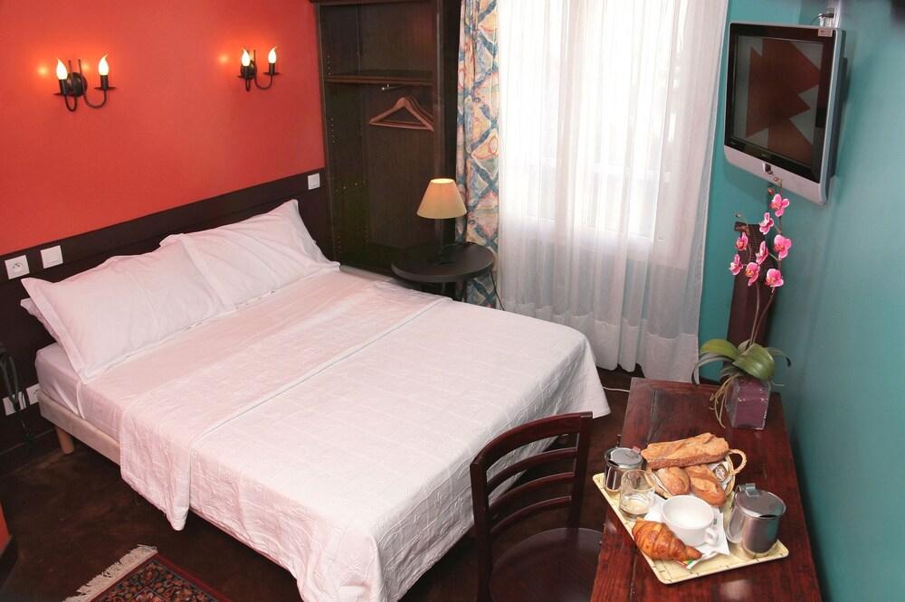 호텔 몬테 카를로(Hôtel Monte Carlo) Hotel Image 34 - Guestroom