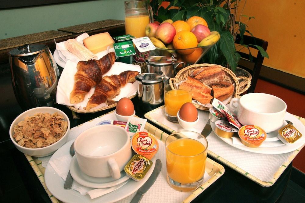 호텔 몬테 카를로(Hôtel Monte Carlo) Hotel Image 46 - Breakfast Area
