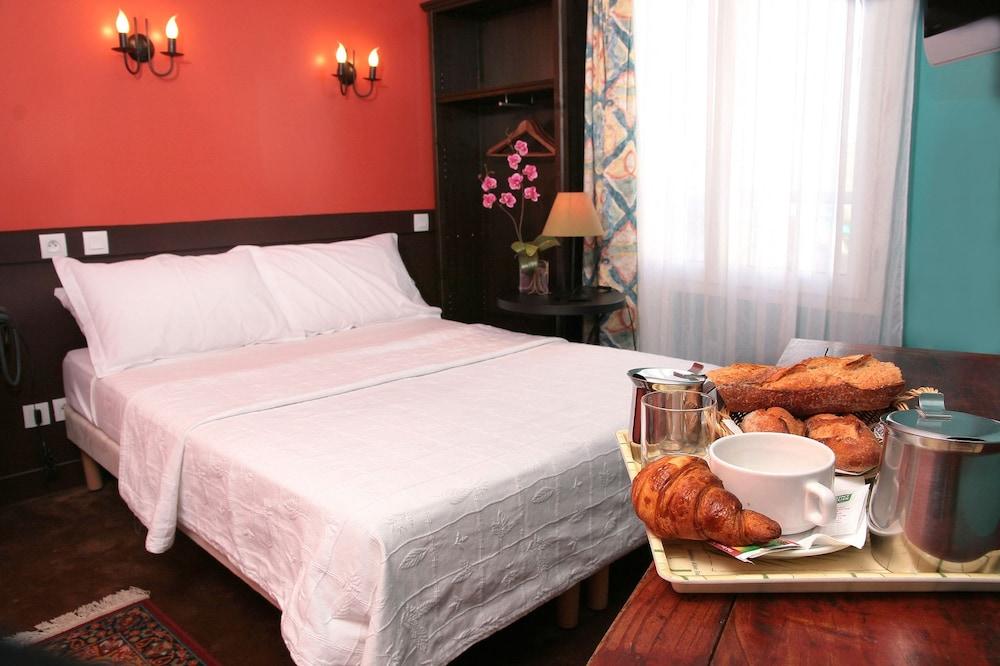 호텔 몬테 카를로(Hôtel Monte Carlo) Hotel Image 38 - Guestroom