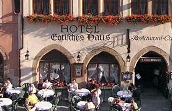 ヒストリク ホテル ゴティッシェス ハウス
