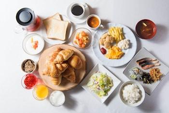 THE B TOKYO AKASAKA Breakfast buffet