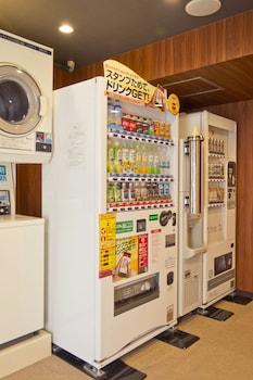 THE B TOKYO AKASAKA Vending Machine
