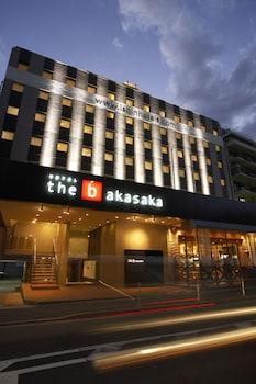 THE B TOKYO AKASAKA Front of Property - Evening/Night