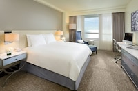 Ocean View Room, 1 King Bed