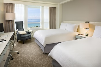 Ocean View Rooms, 2 Queen Beds