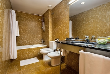 Sao Miguel Park Hotel - Bathroom  - #0