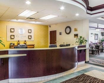 東溫莎-斯普林菲爾德凱富飯店 Comfort Inn East Windsor - Springfield