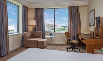Deluxe Room, 1 Double Bed, Non Smoking, Corner