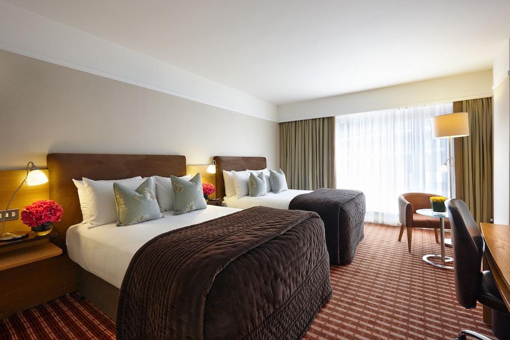 크로크 파크 호텔(The Croke Park Hotel) Hotel Image 9 - Guestroom