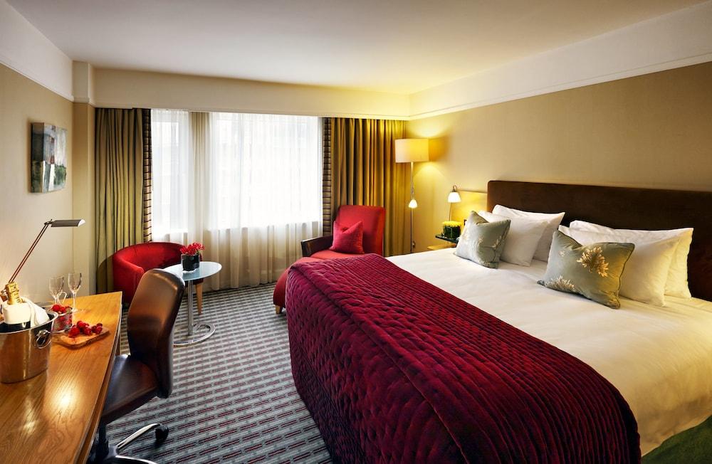 크로크 파크 호텔(The Croke Park Hotel) Hotel Image 14 - Guestroom